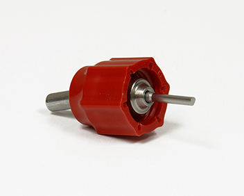 Fully assembled RELIA-FLOW® Valve is easily field replaceable.
