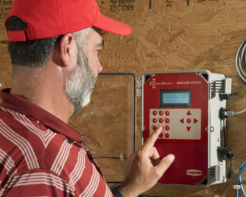 BROADCASTER™ Alert System Control (Now available throughout the United States and in select other countries. Contact your distributor or regional sales manager for more details.)