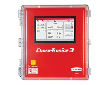 Use with CHORE-TRONICS® Controls for a complete package.