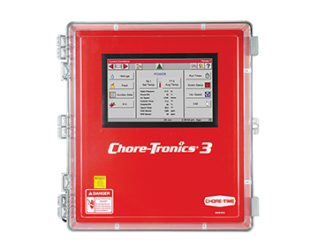 CHORE-TRONICS® 3 Whole House Controller with Touch-Screen Simplicity