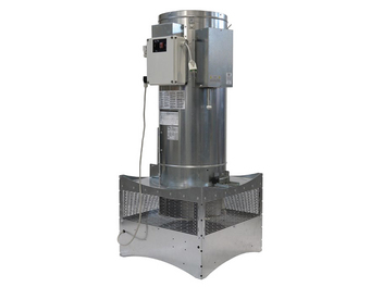 CUBO® SG/45 - Destratification with Gas Heat