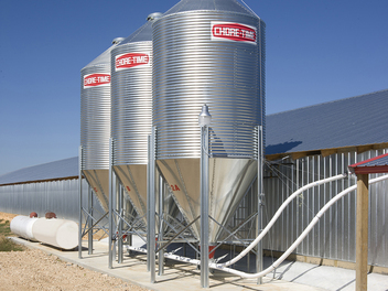 Fill Systems & Feed Bins | Feeding Systems | Broilers