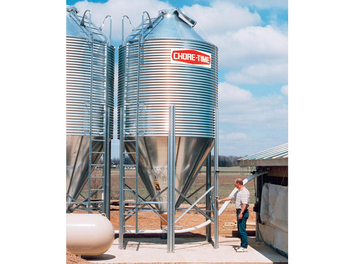 Feed Bins | Fill Systems & Feed Bins | Feeding Systems | Broilers