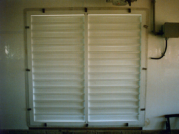 Louver Shutters Fans And Shutters Climate Control