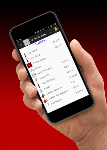 The free CHORE-TRONICS® 3 Mobile App is available on the Google Play™ store and Apple® iTunes® store