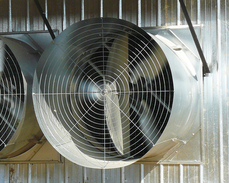 galvanized tunnel fans fans and shutters climate