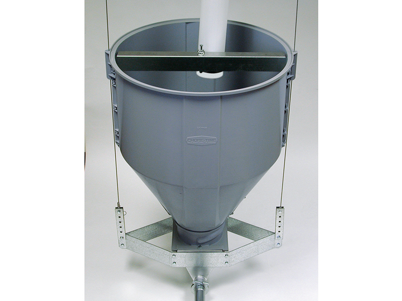 plastic feeder line hopper fill systems amp feed bins